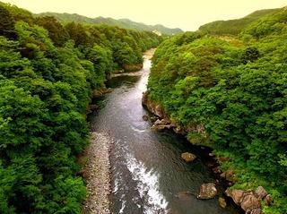14 鬼怒楯岩大吊橋から日光方面見る.JPG