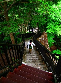 34 楯岩展望台に登る途中.JPG